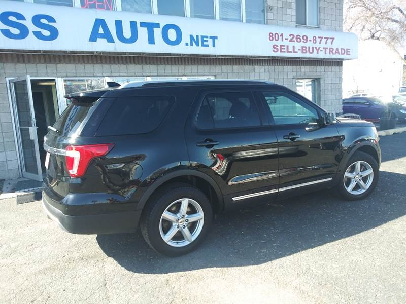 2017 Ford Explorer for sale at Access Auto in Salt Lake City UT