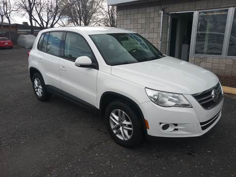 2011 Volkswagen Tiguan for sale at Access Auto in Salt Lake City UT