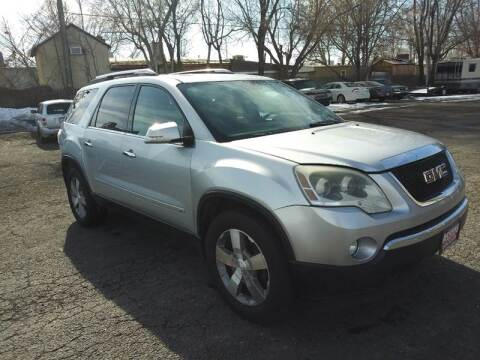 2009 GMC Acadia for sale at Access Auto in Salt Lake City UT