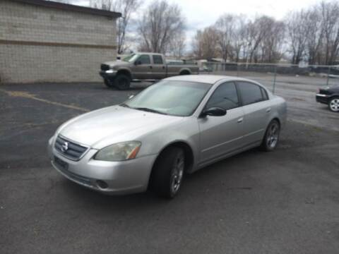2004 Nissan Altima for sale at Access Auto in Salt Lake City UT