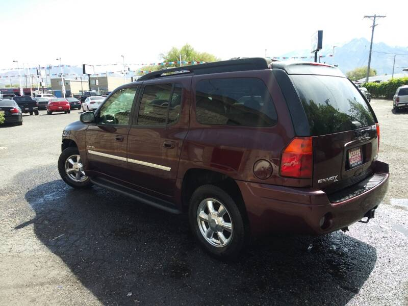 2006 GMC Envoy XL for sale at Access Auto in Salt Lake City UT