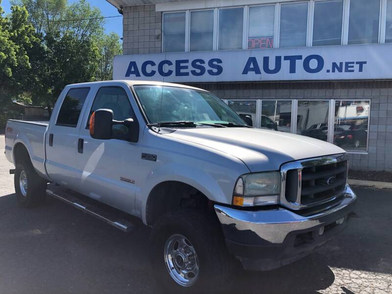 2004 Ford F-250 Super Duty for sale at Access Auto in Salt Lake City UT