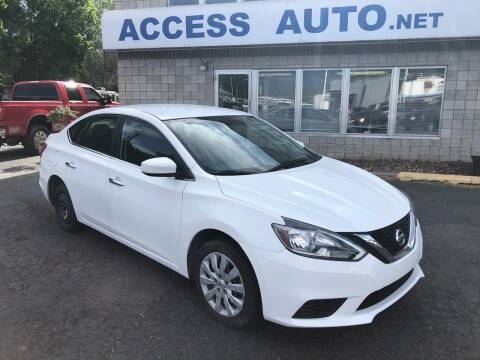 2017 Nissan Sentra for sale at Access Auto in Salt Lake City UT