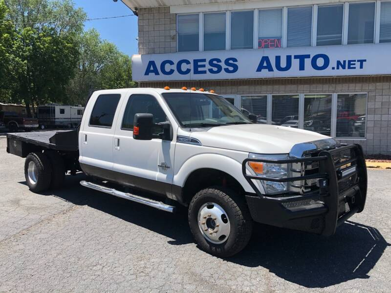 2015 Ford F-350 Super Duty for sale at Access Auto in Salt Lake City UT