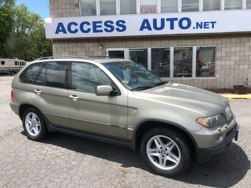 2005 BMW X5 for sale at Access Auto in Salt Lake City UT