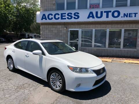 2013 Lexus ES 350 for sale at Access Auto in Salt Lake City UT