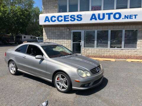 2003 Mercedes-Benz CLK for sale at Access Auto in Salt Lake City UT