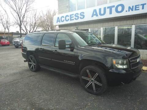 2007 Chevrolet Suburban for sale at Access Auto in Salt Lake City UT