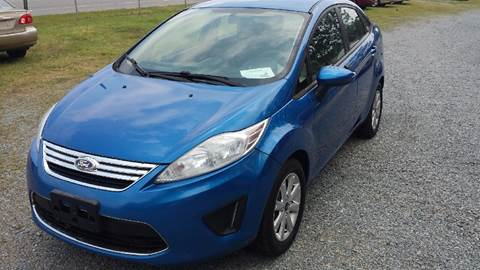 2011 Ford Fiesta for sale in Marshville, NC