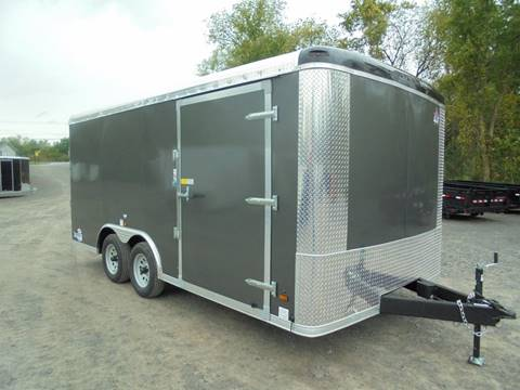 2018 US Cargo PACX 16 Foot Car Hauler