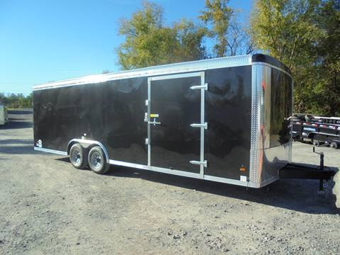 2018 US Cargo PACX 8.5X24 car hauler for sale in Holley, NY
