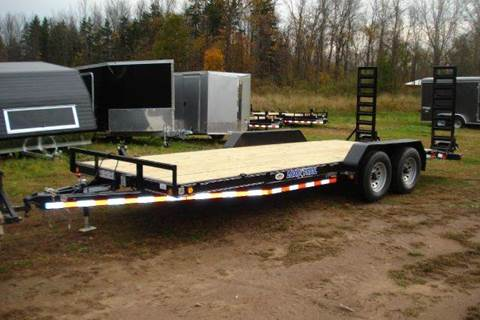 2017 Load Trail 20 Ft Equipment Trailer, 10K