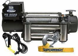 2016 ~Winch~ Tiger Shark Super Winch 9500 for sale in Holley, NY