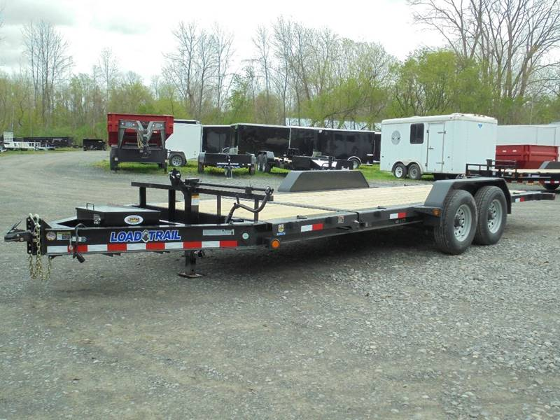 Avanceret 2018 Load Trail 20 Ft Tilt Equipment Trailer In Holley NY - JPR VW12