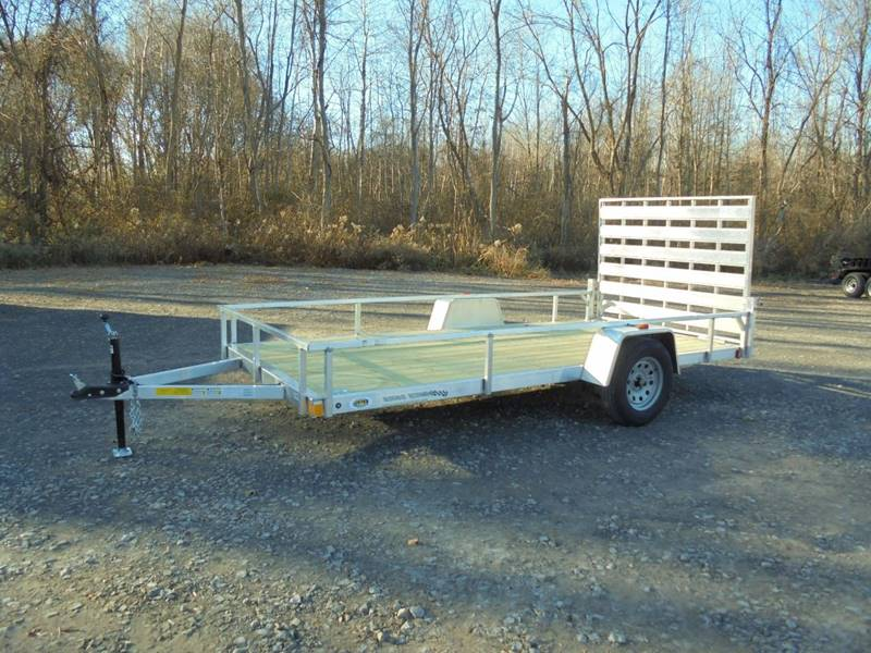 Enormt 2019 Rough Rider 14 Ft Aluminum Utility Trailer In Holley NY - JPR EQ53