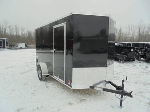 2018 Bravo 6x12 V-Nose Cargo Trailer