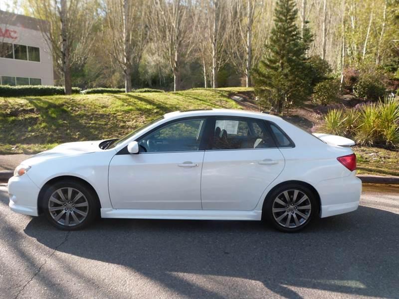 2010 Subaru Impreza Awd Wrx Limited 4dr Sedan In Kirkland Wa