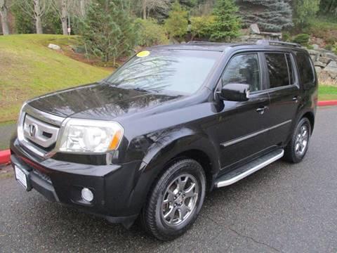 2011 Honda Pilot for sale in Kirkland, WA
