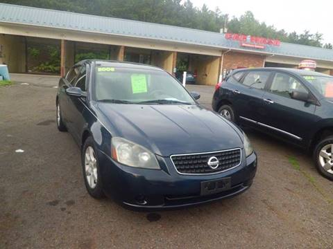 2006 Nissan Altima for sale in Mt. Carmel, PA