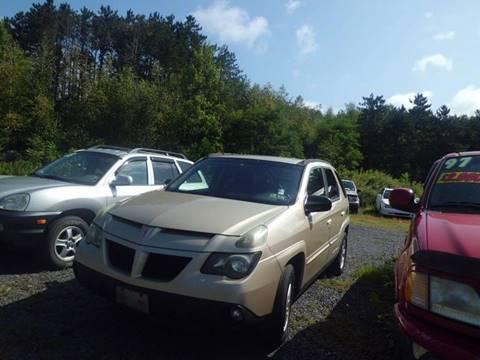 2004 Pontiac Aztek for sale in Mt. Carmel, PA