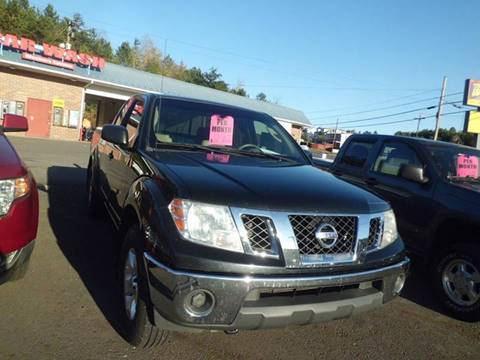 2011 Nissan Frontier for sale in Mt. Carmel, PA