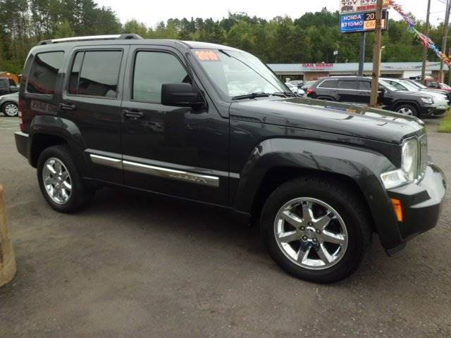 2010 Jeep Liberty 4x4 Limited 4dr Suv In Mt Carmel Pa Automotive