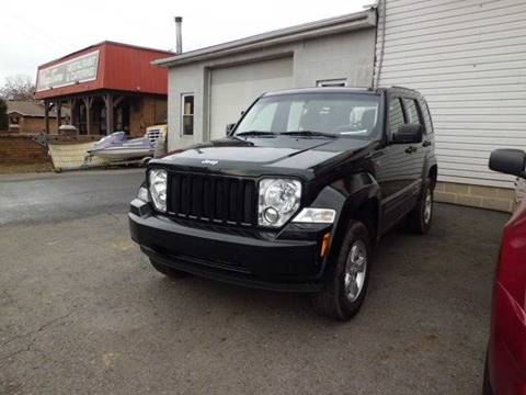 2012 Jeep Liberty for sale in Mount Carmel, PA