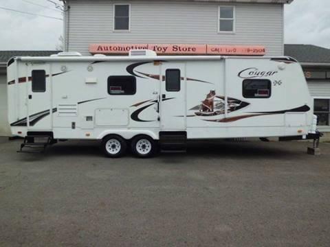 2010 Keystone Cougar for sale in Mount Carmel, PA