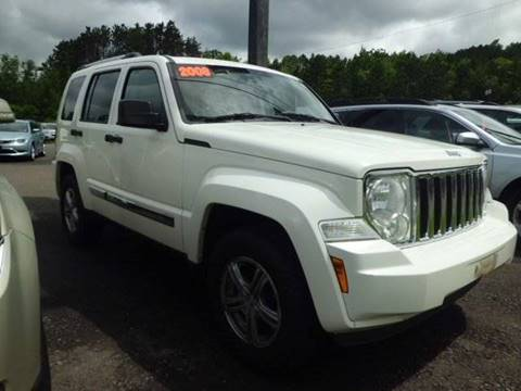 2008 Jeep Liberty for sale in Mount Carmel, PA