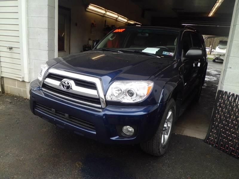 2007 toyota 4runner sr5 4dr suv 4wd v6 in mt carmel pa automotive toy store. Black Bedroom Furniture Sets. Home Design Ideas