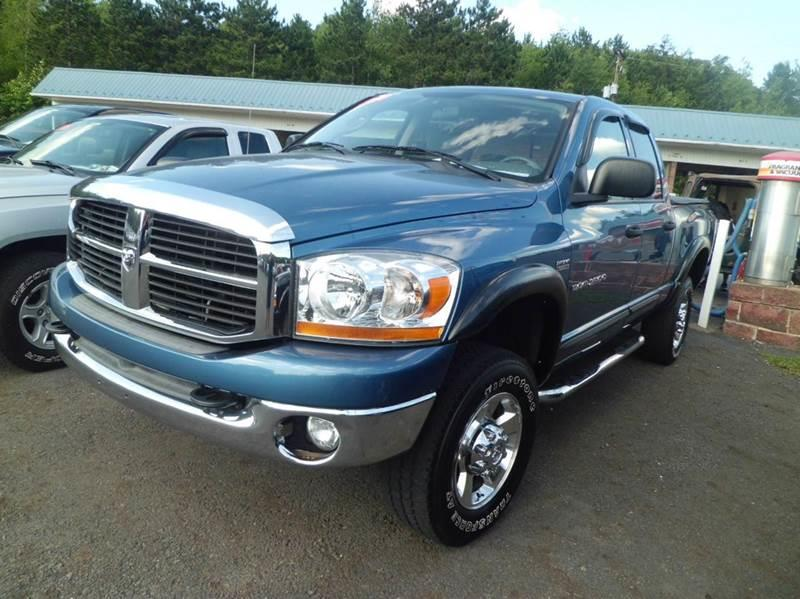 2006 dodge ram pickup 2500 st 4dr quad cab 4wd sb in mt carmel pa automotive toy store. Black Bedroom Furniture Sets. Home Design Ideas