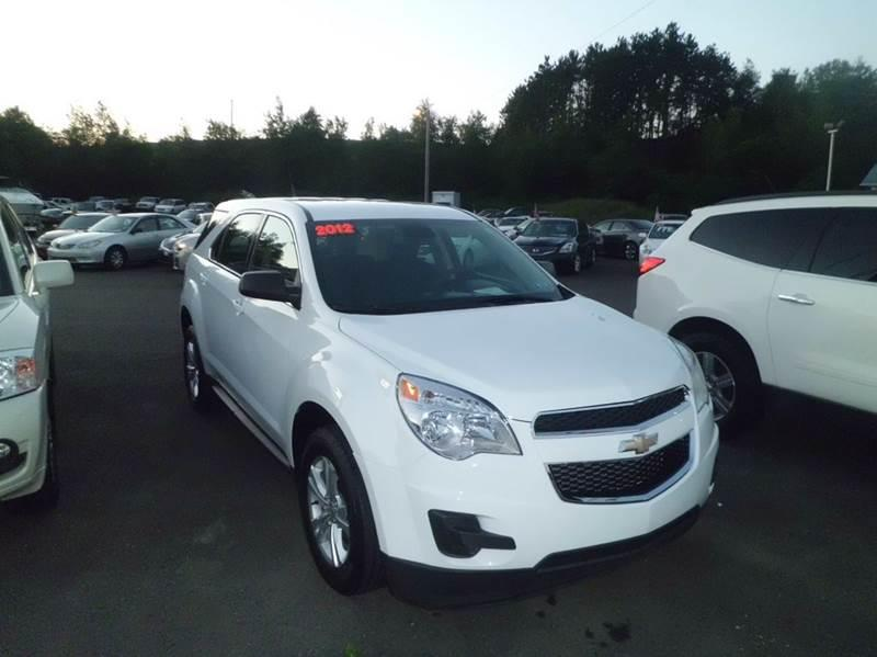2012 chevrolet equinox ls awd 4dr suv in mt carmel pa automotive toy store. Black Bedroom Furniture Sets. Home Design Ideas