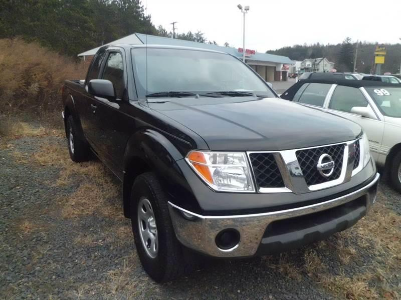 2007 nissan frontier se 4dr king cab 4wd 6 1 ft sb 4l v6 6m in mt carmel pa automotive toy. Black Bedroom Furniture Sets. Home Design Ideas