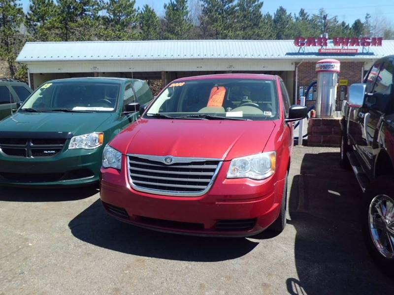 2008 chrysler town and country lx 4dr mini van in mt carmel pa. Cars Review. Best American Auto & Cars Review
