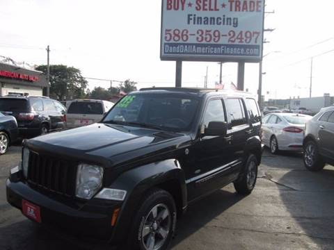 2008 Jeep Liberty for sale in Warren, MI
