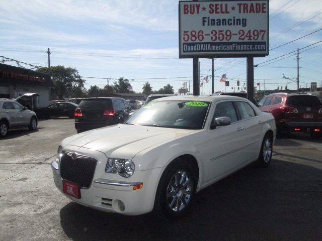 Chrysler Limited In Warren MI D And D All American - Chrysler financing
