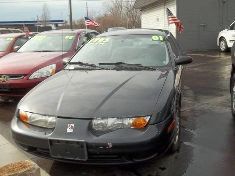 2001 Saturn S-Series SL1 4dr Sedan - Warren MI