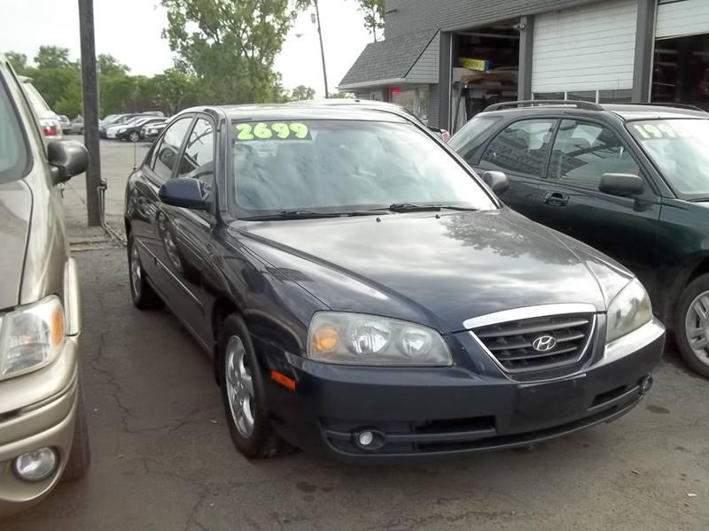 2006 Hyundai Elantra  - Warren MI