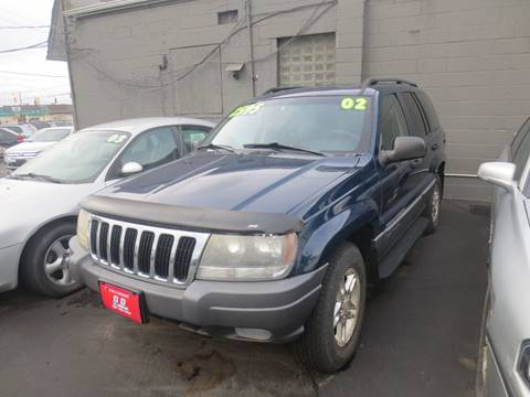 2002 Jeep Grand Cherokee for sale in Warren, MI