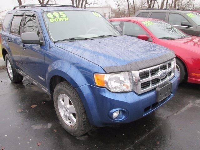 2008 Ford Escape AWD XLT 4dr SUV I4 - Warren MI