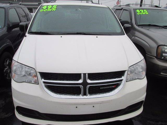 2012 Dodge Grand Caravan SE 4dr Mini-Van - Warren MI