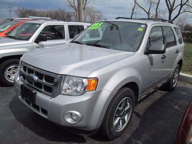 2009 Ford Escape AWD XLT 4dr SUV V6 - Warren MI