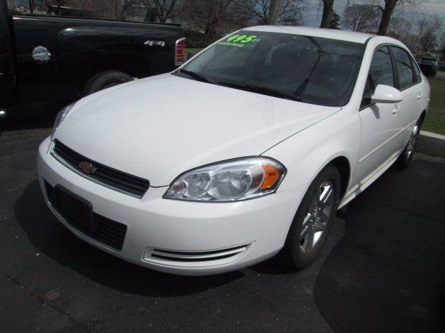 2011 Chevrolet Impala LT 4dr Sedan - Warren MI