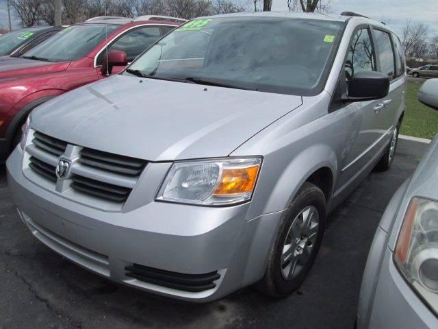 2010 Dodge Grand Caravan for sale at D and D All American Financing in Warren MI
