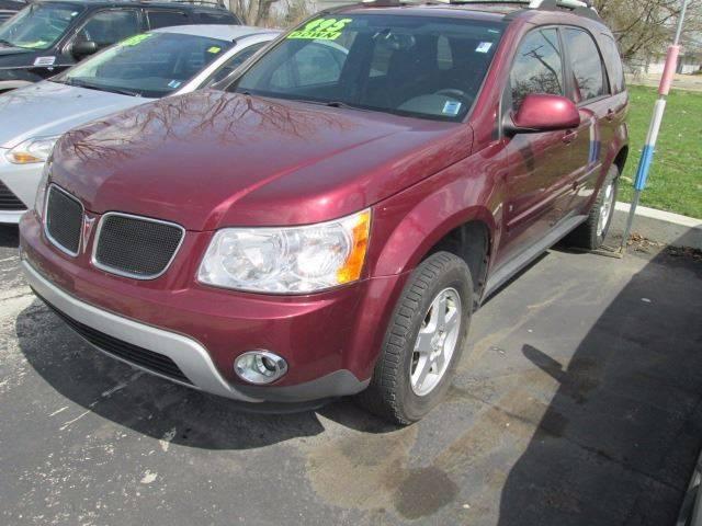 2009 Pontiac Torrent 4dr SUV - Warren MI
