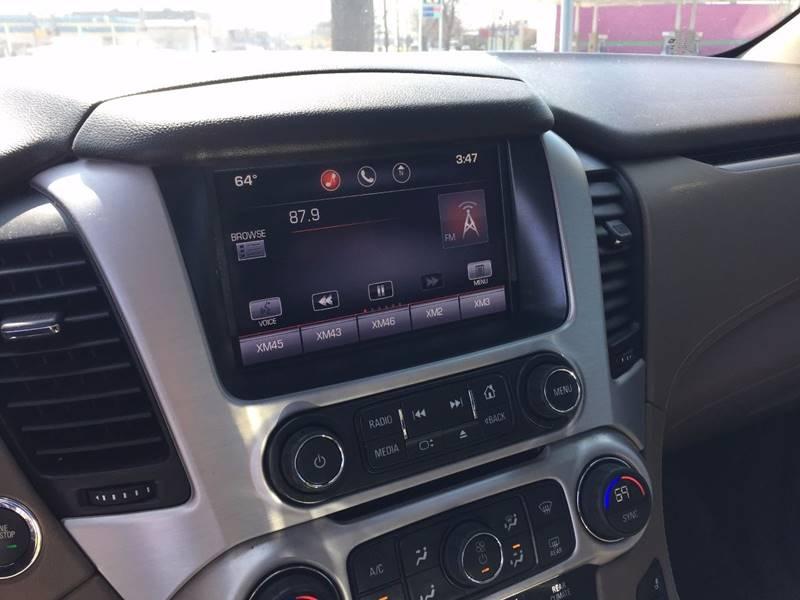2015 GMC Yukon 4x4 SLT 4dr SUV - Warren MI