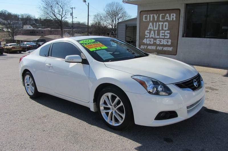 974221196 - 2012 Nissan Altima Coupe 3 5 Sr Mt