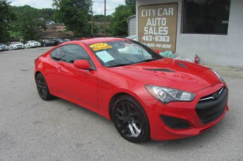 2014 Hyundai Genesis Coupe For Sale in Tennessee - Carsforsale.com®