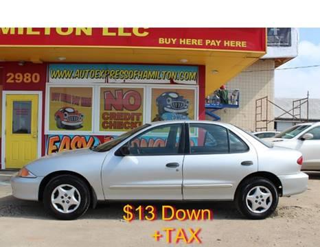 Used Cars Hamilton Buy Here Pay Here Used Cars Cincinnati Oh