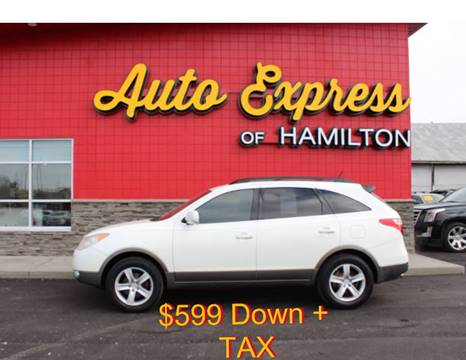 Auto Express Of Hamilton Llc Used Cars Hamilton Oh Dealer